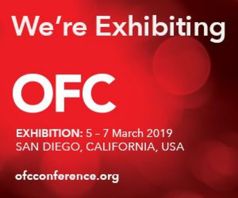 Centera Photonics, Inc. is exhibiting at OFC 2019